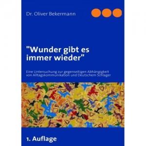 """Das Cover meines Buches """"Wunder gibt es immer wieder""""."""