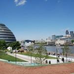 Themse und Londoner Stadtbild