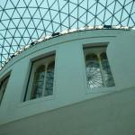 Der Lesesaal im British Museum in London