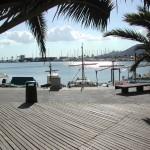 Hafenansicht auf Mallorca