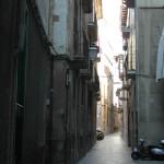 Gasse auf Mallorca