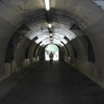 Tunnel in Paris