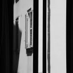 Schattenspiele in Modena (Italien)