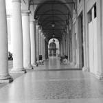Arkade in Modena (Italien)