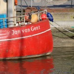 Kutter ´Jan van Gent` in Neuharlingersiel