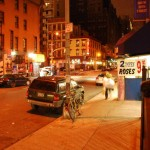 Nacht in New York City