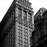 Typisches Gebäude in New York City