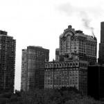 Häuser in New York City