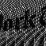 Hausfassade der New York Times
