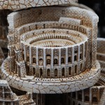 Das römische Kolosseum für die Hosentasche