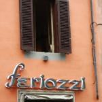Café Feriozzi in Rom