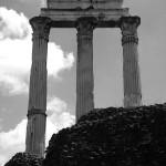 Antike römische Säulen