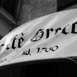 Das berühmte Antico Caffè Greco in Rom