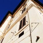 Hausecke in Rom