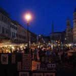 Nachtleben in Rom