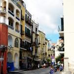 Auf den Straßen von Ischia Porto