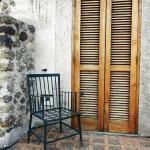 Terrassenszene auf Ischia
