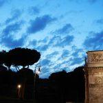 Bei Nacht am Kolosseum