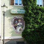 Bayrische Fassadenmalerei am Tegernsee
