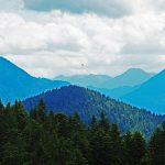 Auch zum Flugsport eignet sich die Bergwelt von Bad Tölz