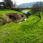 Im Kurort Rathen in der Sächsischen Schweiz