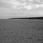 Endlos weite weisse Düne auf Norderney