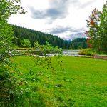 Am Faulensee bei Hopfen am See