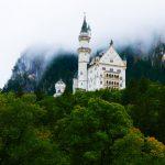 Nebel über Schloss Neuschwanstein