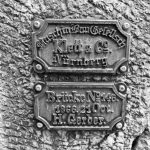 Schild an der Marienbrücke bei Schloss Neuschwanstein