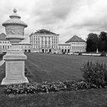 Das Schloss Nymphenburg in München