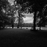 Nachmittags im Englischen Garten in München