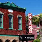 The Palace Saloon in Amelia Island (Florida)