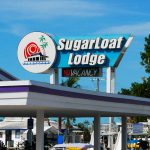 Die Sugar Loaf Lodge auf Sugarloaf Key (Florida)