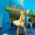 Marilyn Monroe in Key West (Florida)