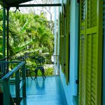 Im Hemingway-House in Key West (Florida)