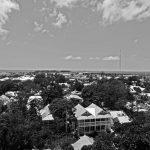 Blick vom Leuchtturm auf Key West (Florida)