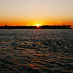 Sonnenuntergang über dem Sunset Key vor Key West (Florida)