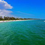 Der Strand von Naples (Florida)