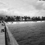 Auf der Naples Pier in Naples (Florida)