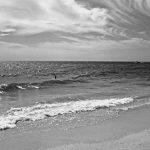 Der Golf von Mexiko bei Bonita Springs (Florida)