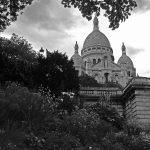 Die Basilika Sacré-Coeur in Paris