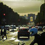 Avenue des Champs-Élysées in Paris