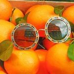 Sonnenbrillen mal anders präsentiert in den Galeries Lafayette