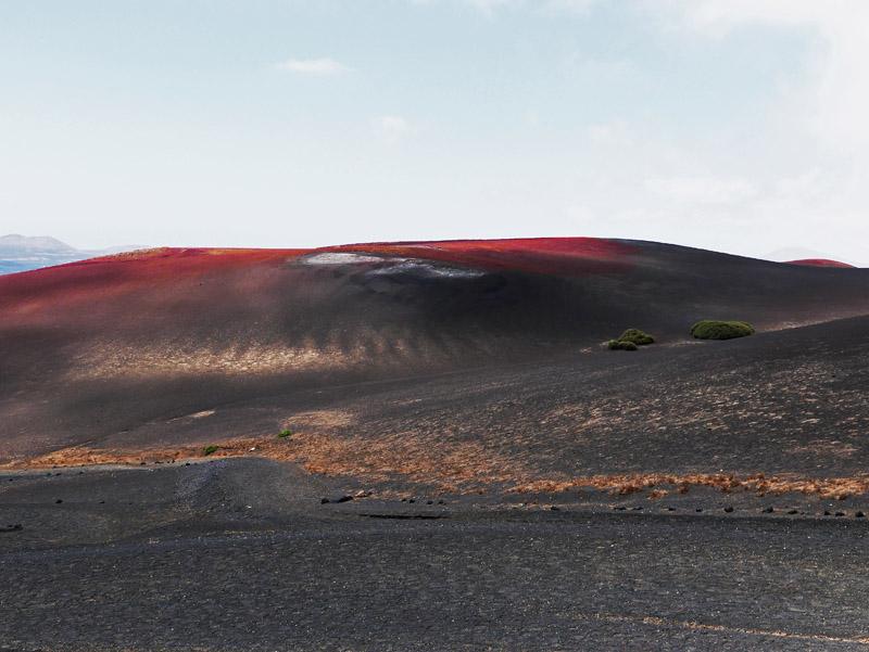 Feuerberge auf Lanzarote