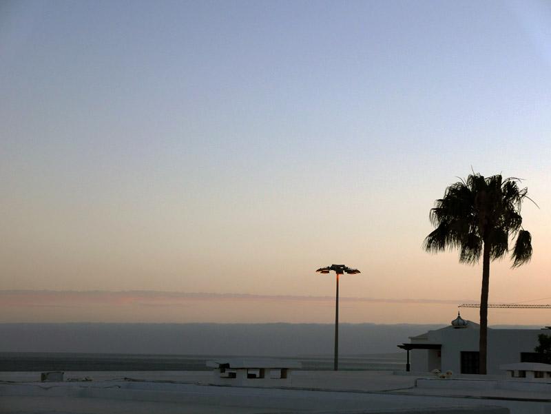 Sonnenuntergang in Puerto del Carmen (Lanzarote)