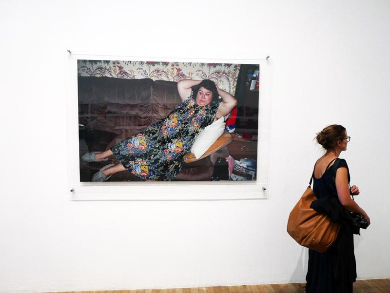 Im Tate Modern in London